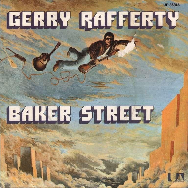 Music Life Gerry Rafferty Baker Street