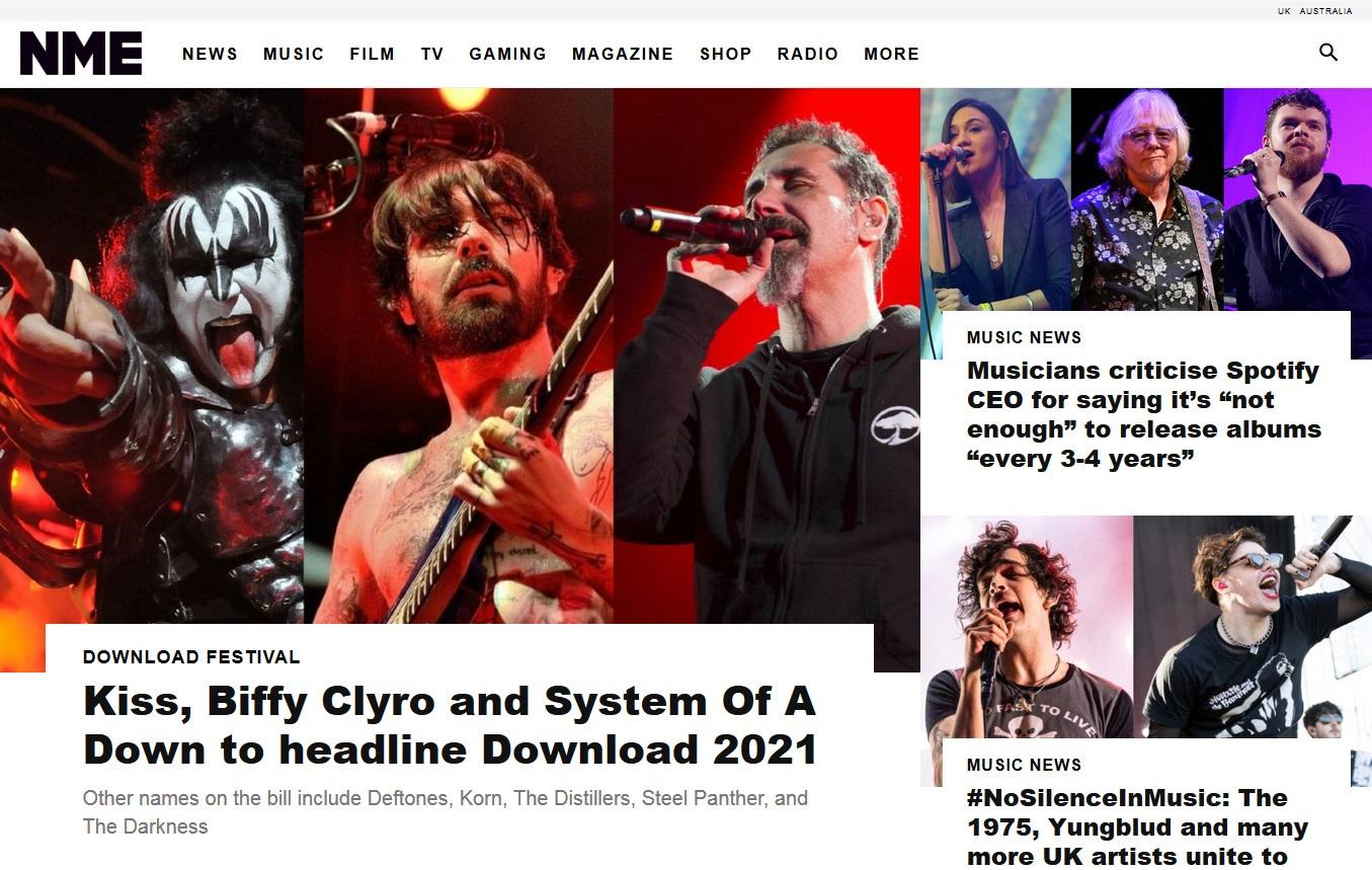 Screenshot_2020-08-03 The Newsroom NME com